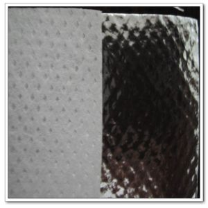 Metallized Pet Laminated with Non-Woven Fabric pictures & photos