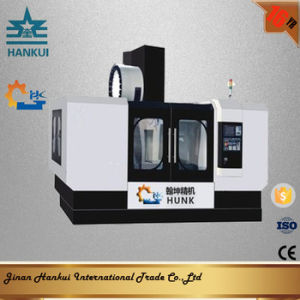 Vmc600L 3 Axis Automatic CNC Vertical Machining Center Manufacturers pictures & photos