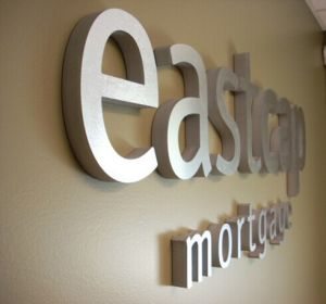 Brushed Stainless Steel Metal Letters Signs pictures & photos