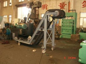 Material Feeding Belt Conveyor pictures & photos