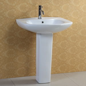 Bathroom Pedestal Sink (AP-319)