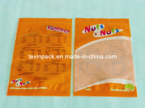 Plastic Packaging Bag for Medicine with Clear Window (TXL-1242)