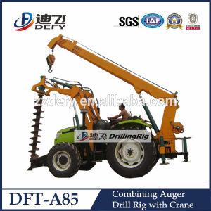 Dft-A85 Large Borehole Diameter Piling Machine 1-6m Depth pictures & photos