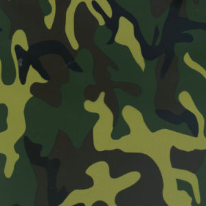 Kingtop 1m Width Camouflage Design Water Transfer Printing Liquid Image Film Wdf6606 pictures & photos