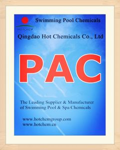 PAC Flocculant for Swimming Pool Chemicals CAS 1327-41-9 (Poly Aluminium Chloride) pictures & photos
