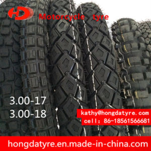 Cheap Price High Quality Motorcycle Tyre 3.00-18 pictures & photos