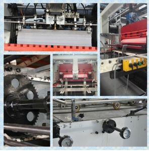 Q1 Series Efficient Semi-Automatic Creasing and Die Cutting Machine pictures & photos