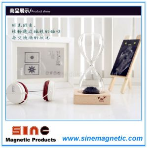 Awaglass Hand-Blown Timer Magnet Hourglass / Magnetic Hourglass pictures & photos