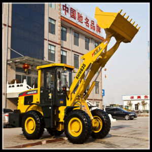 3.5t Wheel Loader Swm635 with CE; Joystick; Pilot Valve pictures & photos