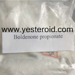Boldenone Propionate Raw Steroid Powder for Massive Muscle Increase pictures & photos