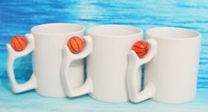 Cute Handle White Mug pictures & photos