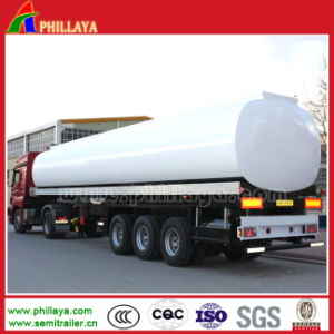 Fuel Tanker Transport Semi Trailer Oil Tank pictures & photos