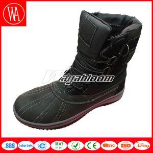 Middle Men Women Fashion Dress Boots
