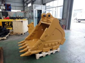 Cat320 Heavy Duty Rocky Bucket pictures & photos