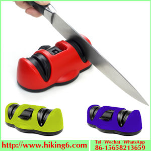 Diamond Knife Sharpener, Knife Sharpener with Suction Pad pictures & photos