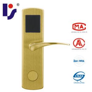 RF/Mifare 1 Card Smart Hotel Lock (RX418E-J-Steel)