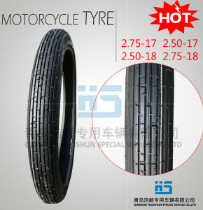 Motocicleta Motorcycle Tire Tyre Scooter Tire Keke Tyre Inner Tube ATV Tyre 2.75-17 pictures & photos
