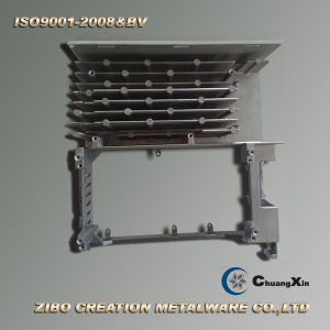Servo Driver Heat Sink Made of Aluminum Die Casting Technology pictures & photos