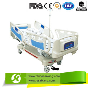 Electric Adjustable Hydraulic Weighing Bed (CE/FDA) pictures & photos