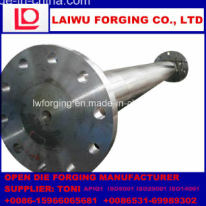 Shafting of Ship Forging According to User Drawing Meeting ISO9001 pictures & photos