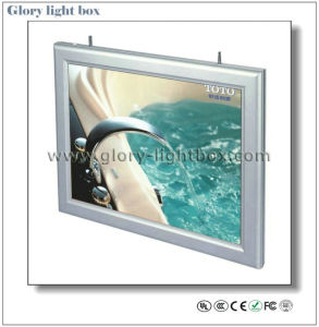 Double Side Ceiling Hanging Ultrathin Light Box (CB004) pictures & photos