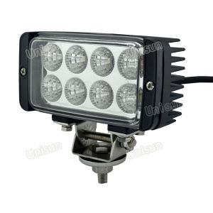 "5"" 12V 24W 8X3w LED Work Lamp pictures & photos"