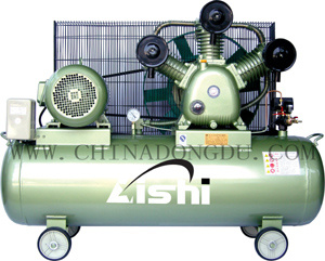 Belt Driven Piston Air Compressor (CBN-W0.67) pictures & photos