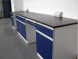 High Quality Wooden Laboratory Workbench (PS-WB-008) pictures & photos