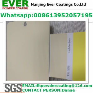 Infrared Ray Oven Curing Powder Coating MDF Powder Paint pictures & photos