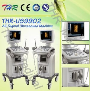 High Quality Full Digital Ultrasound Scanner (THR-US9902) pictures & photos