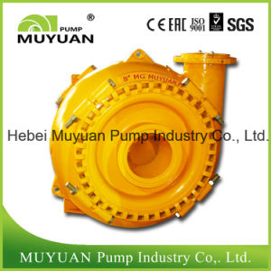 Heavy Duty Centrifugal Gravel Pump for Handling Big Solids pictures & photos