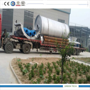 12tpd Pyrolysis Machinery for Used Plastic Recycling to Diesel pictures & photos
