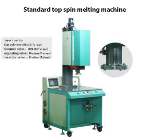 Water Filter Spin Welding Machine pictures & photos