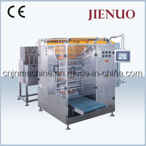 Multi-Lanes Automatic Vertical Liquid Shampoo Packing Machine pictures & photos