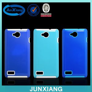Fashion 2 in 1 Light Oil Cell Phone Case for Zte V830 pictures & photos