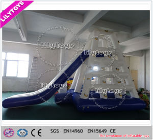 Hot Selling Floating Water Sport Game Inflatable Water Jumping Toys for Sea (J-water park-116) pictures & photos