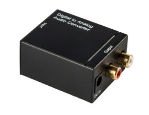 Wholesale Digital to Analog Audio Converter pictures & photos