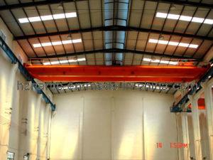 Double Girder Workshop Crane (LH5T-16M) pictures & photos