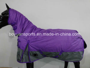 Horse Rug Waterproof Breathable Ripstop Winter pictures & photos