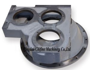 Foundry Ductile Iron Casting Metal Sand Casting Process pictures & photos