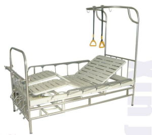 Ca-01108 Medical -Function Traction Medical Sickbed