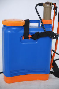 16L Backpack Manual Agriculture Hand Pressure Sprayer (SX-LK16V-A) pictures & photos