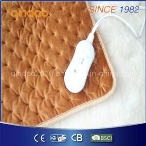 Multi-Use Ultrasonic Welding Heating Pad with Timer Setting pictures & photos