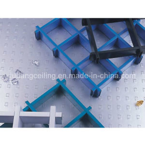 Aluminum Open Cell Grid Suspended Ceiling