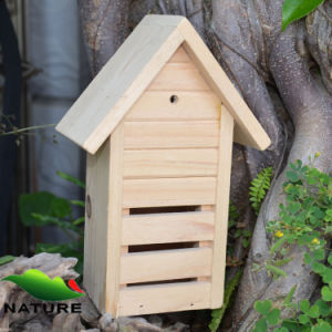Simply Wood Making Bee House for Outside