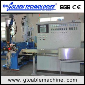 PVC Nylon Cable Extruder Machine pictures & photos
