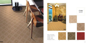 Machine Made Tufted Cut & Loop Polypropylene Hotel Carpets pictures & photos