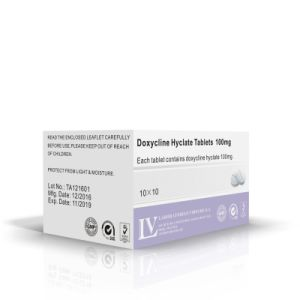 Doxycline Hyclate Tablets pictures & photos