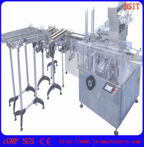 Automatic Carton Machine for Sachet pictures & photos