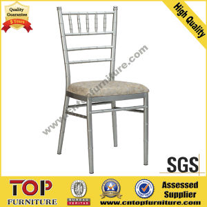 Banquet Restaurant Stackable Metal Tiffany Chair pictures & photos